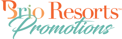 Brio Resorts Promotions Logo